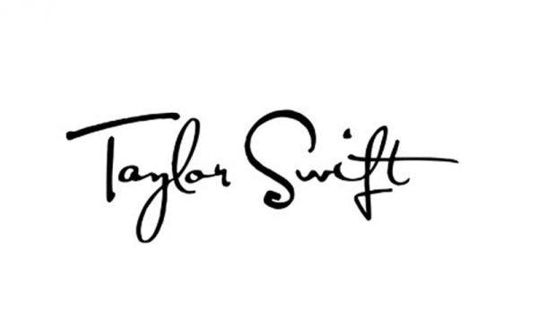 Taylor Swift Logo 2006