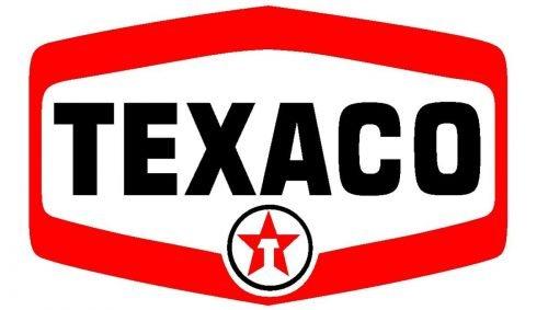 Texaco Logo-1963