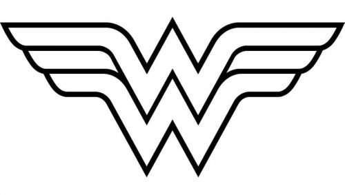 Wonder Woman Logo-1982