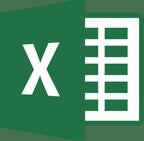 Microsoft Excel Logo-2013