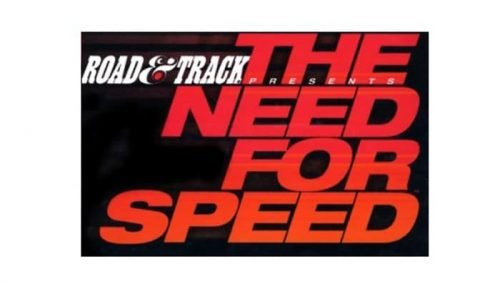 Need for Speed Logo-1994