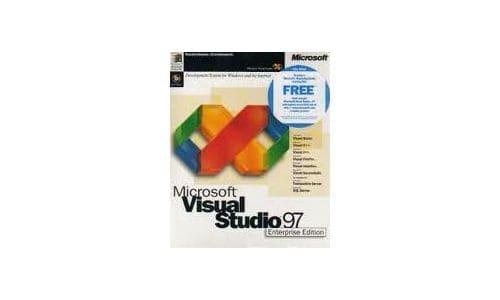 Visual Studio Logo-1997