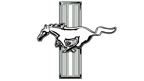 Shelby Logo Mustang
