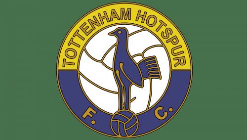 Tottenham Hotspur Logo-1972