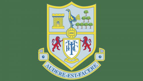 Tottenham Hotspur Logo-1988
