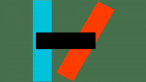 Twenty One Pilots Logo-2010