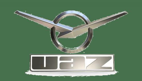 UAZ Logo Emblem