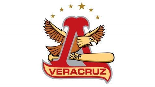 Veracruz Rojos del Águila Logo