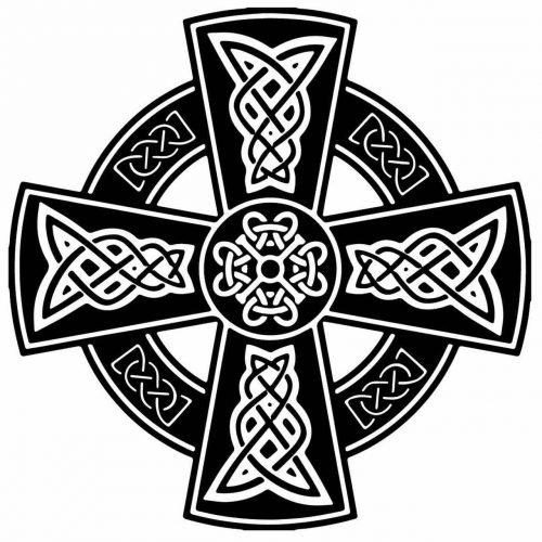 Celta Cruz Simbolo