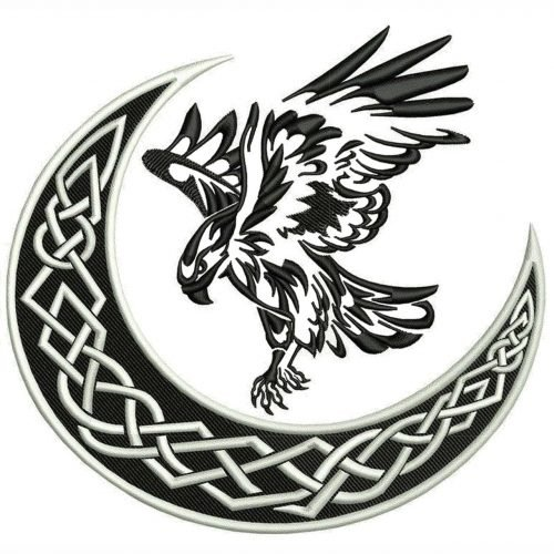 Celta Pájaro Simbolo