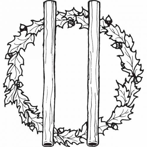 Celta Sello De Druida Simbolo