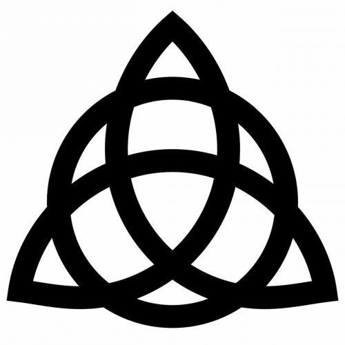Celta Triquetra Simbolo