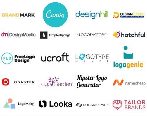 Creadores de logotipos basados en la web para hacer su vida más fácil