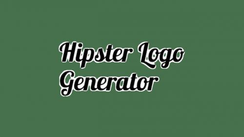 Hipster Logo Generator Logo