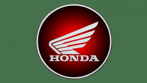 Honda Moto Emblema