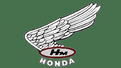 Honda Moto Logo-1968