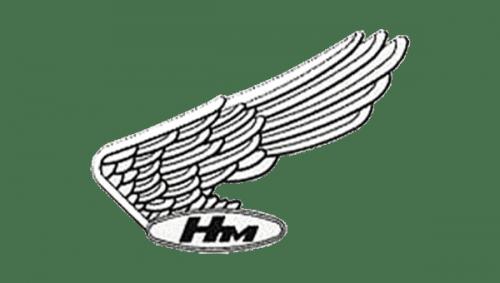 Honda Moto Logo-1968-73
