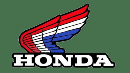 Honda Moto Logo-1985