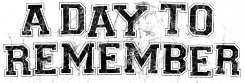 A Day to Remember Logo 2004