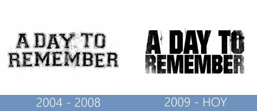 A Day to Remember Logo historia