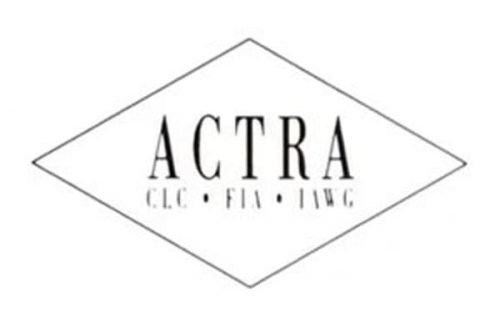 ACTRA Logo before