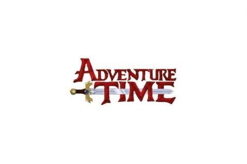 Adventure Time Logo 2008