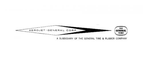Aerojet Rocketdyne Logo 1959