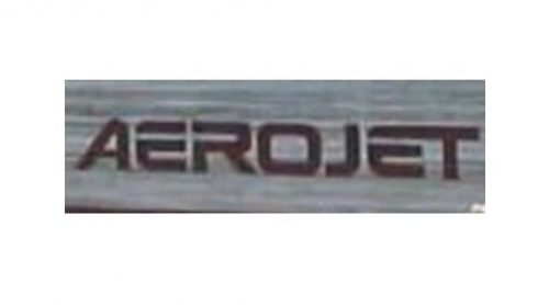Aerojet Rocketdyne Logo 1985