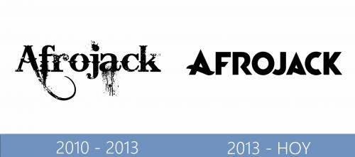 Afrojack Logo historia