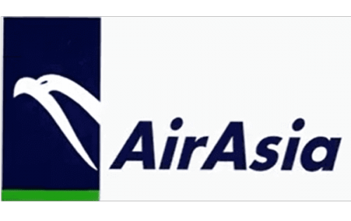 AirAsia Logo 1996