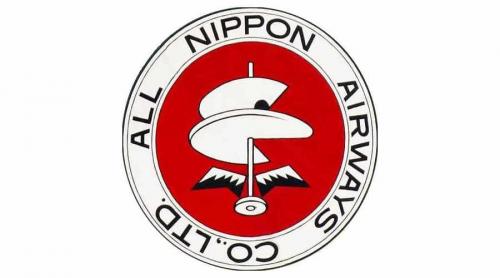 All Nippon Airways logo 1958