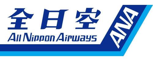 All Nippon Airways logo 1982