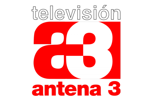 Antena 3 Logo 1989