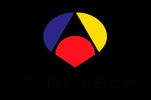 Antena 3 Logo 1992