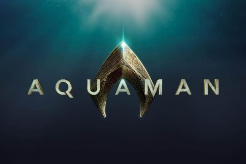 Aquaman 2017 logo