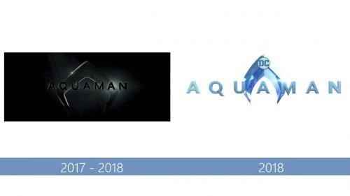 Aquaman Logo historia