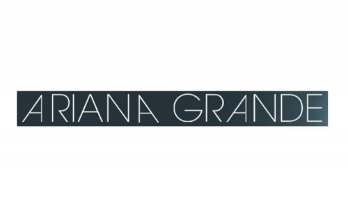 Ariana Grande Logo 2013