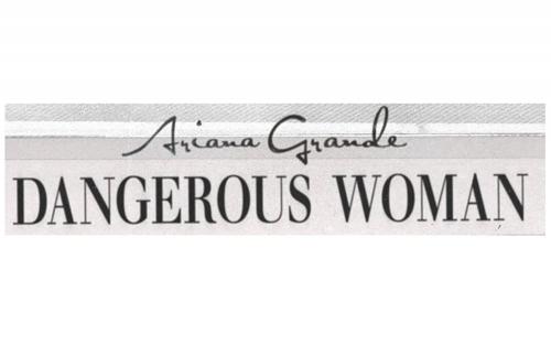 Ariana Grande Logo 2016