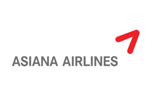 Asiana Airlines logo 2006