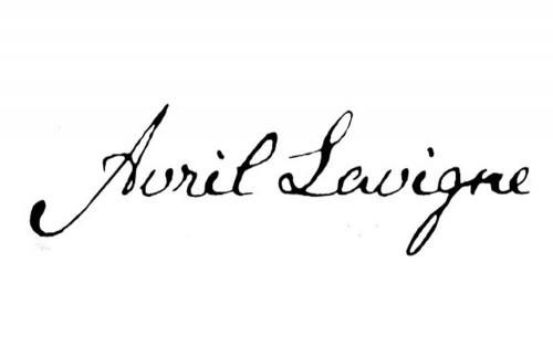 Avril Lavigne Logo 2011