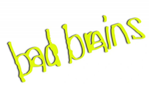 Bad Brains Logo 1986