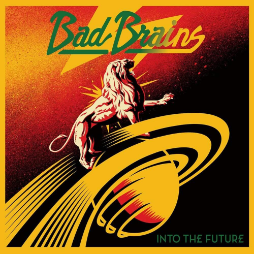 Bad Brains Logo 2012