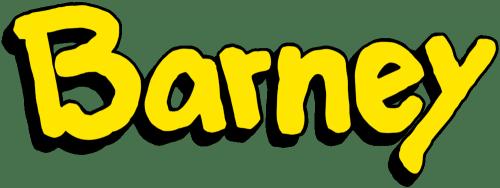 Barney Logo 1992