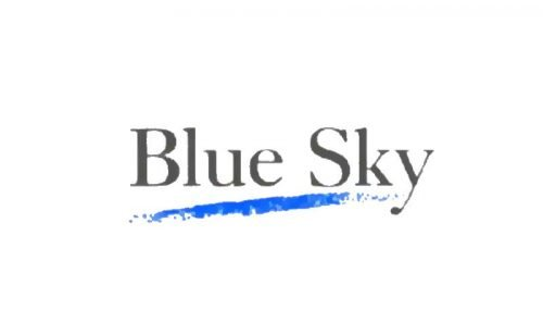 Blue Sky Studios Logo 1987