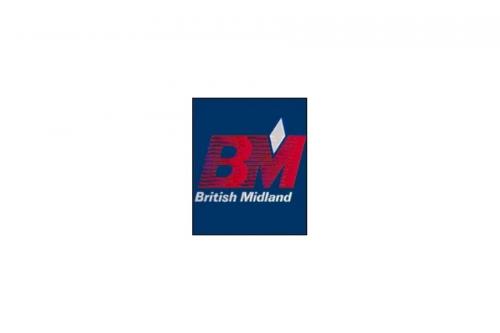 British Midland International Logo 1985