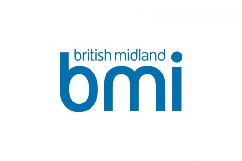 British Midland International Logo 2001