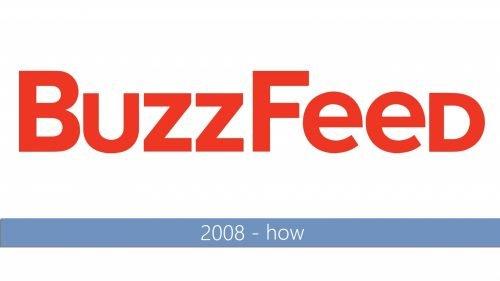 BuzzFeed Logo history