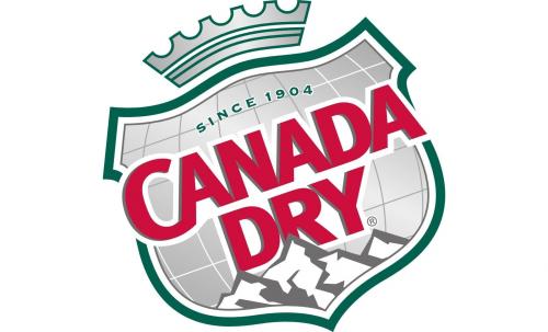 Canada Dry Logo 2000