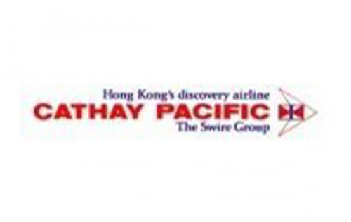 Cathay Pacific Logo Antes