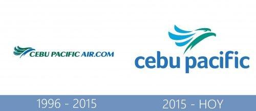 Cebu Pacific Logo historia